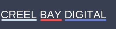 Creel Bay Digital Logo